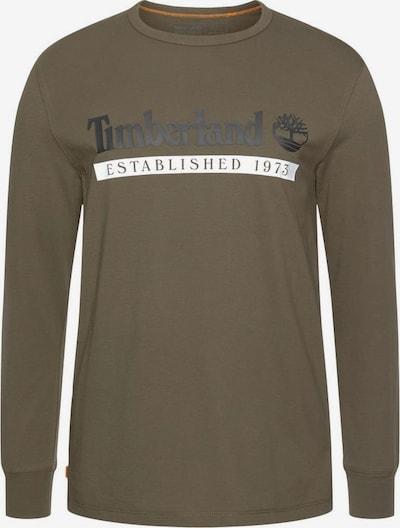 TIMBERLAND Timberland Longsweatshirt in khaki, Produktansicht
