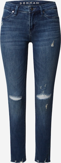 DENHAM Jeans in blue denim, Produktansicht