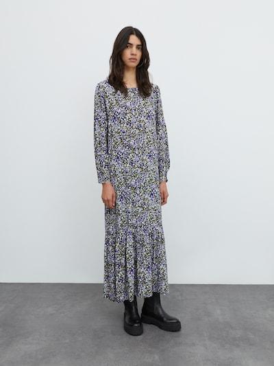 EDITED Kleid 'Susanna' in mischfarben, Modelansicht