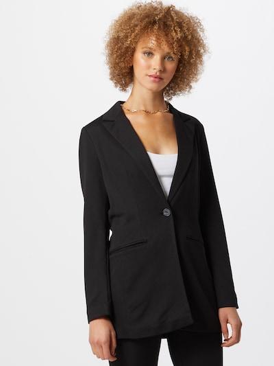 Sacou 'MERYL-ANNA' ONLY pe negru, Vizualizare model