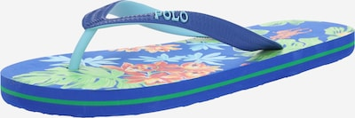 POLO RALPH LAUREN Žabky 'WHITLEBURYII-SANDALS-CASUAL' - mix barev, Produkt