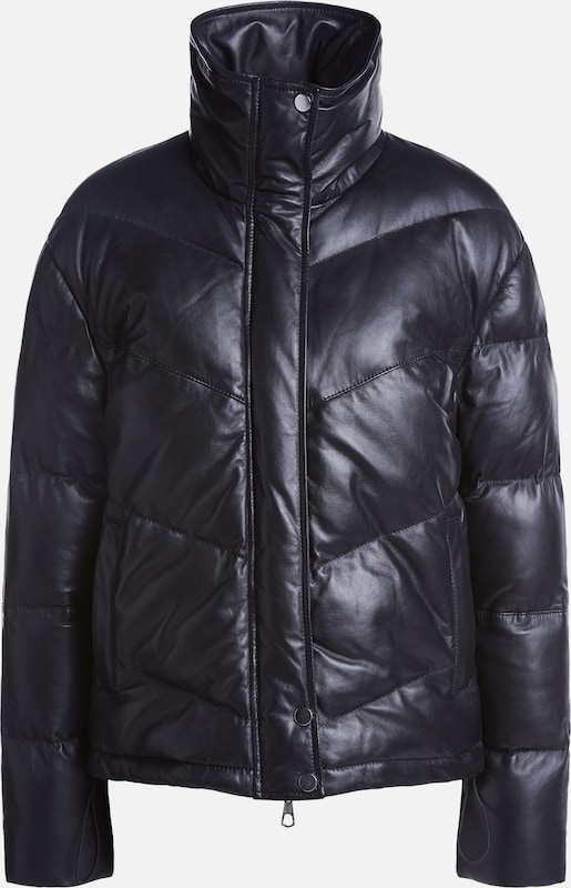 seriöse Seite Shop für neueste neu billig SET Lederjacke 'Tyler' in schwarz | ABOUT YOU