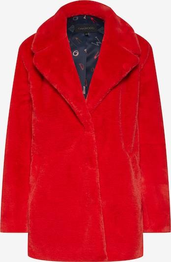 OAKWOOD Mantel 'User' in rot, Produktansicht