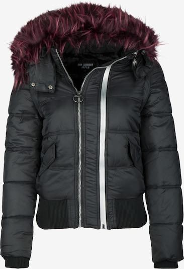 Dry Laundry Jacke in schwarz, Produktansicht
