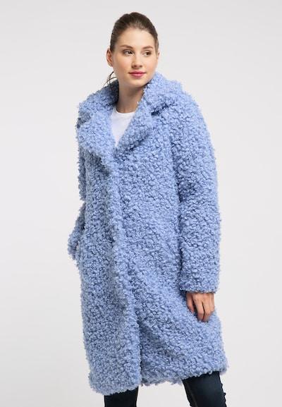 MYMO Mantel in hellblau, Modelansicht