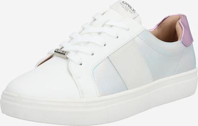Sportbačiai be auliuko 'Sage' iš ONLY , spalva - šviesiai mėlyna / šviesiai rožinė / balta, Prekių apžvalga