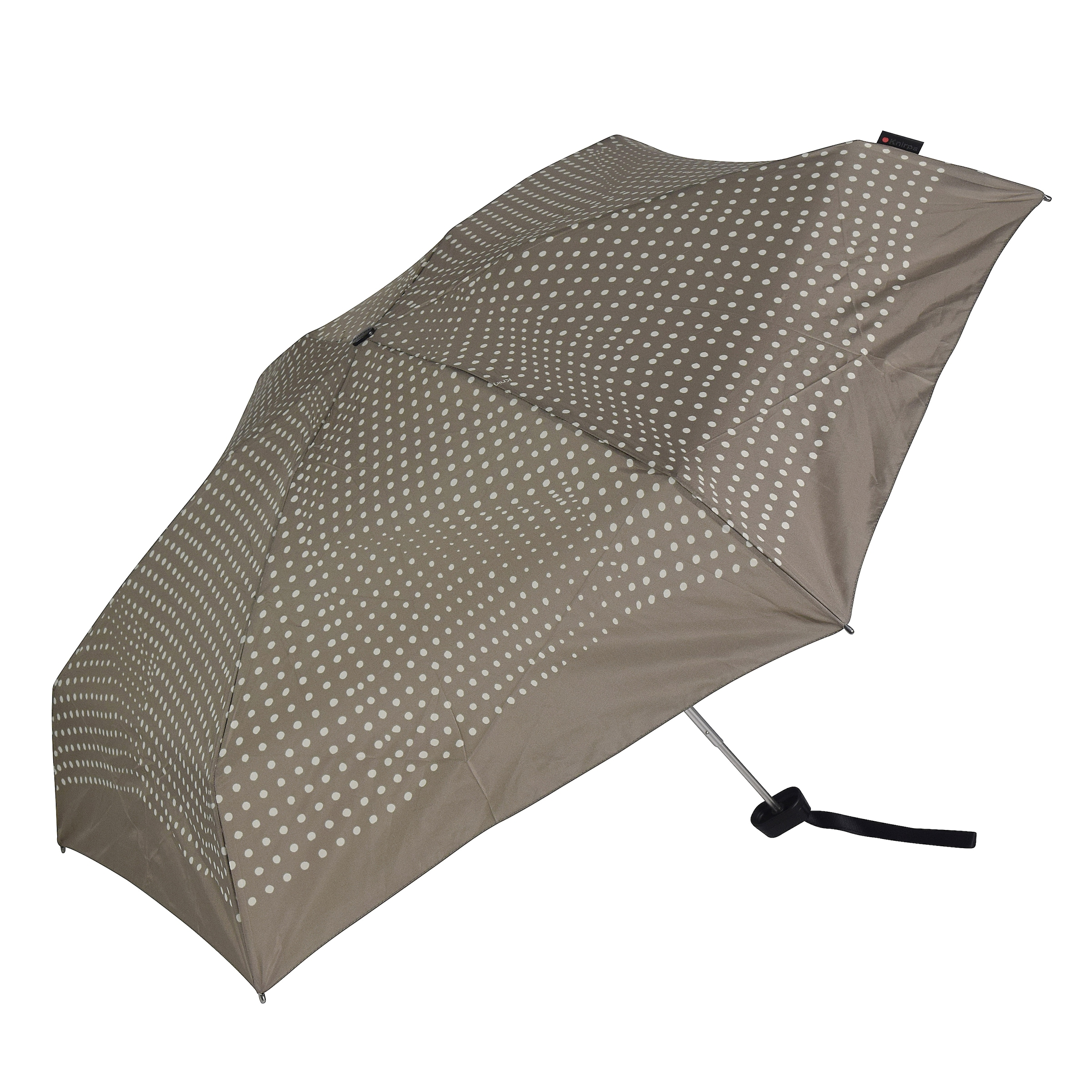'ts Small 010 Knirps Manual' Parapluie TaupeBlanc En bygI6m7Yfv