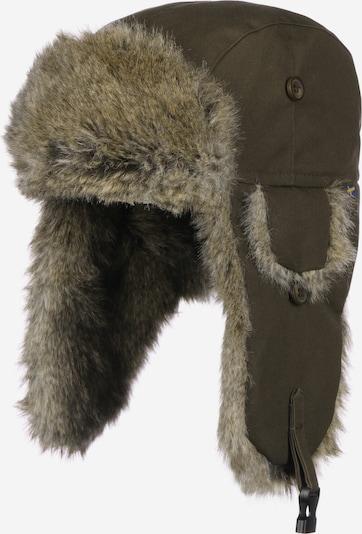 Fjällräven Mütze 'Singi Heater' in khaki, Produktansicht