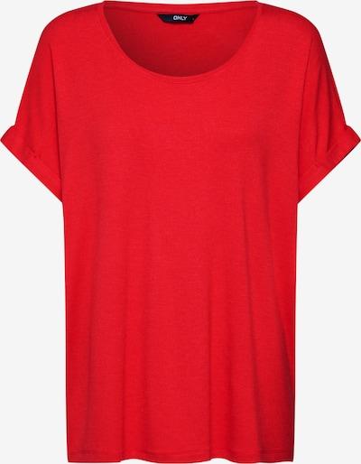 ONLY T-Shirt in rot, Produktansicht