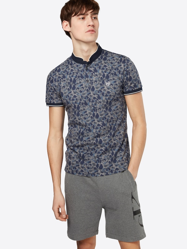 THE KOOPLES SPORT Polo-Shirt im Camouflage-Design
