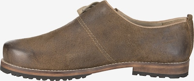 STOCKERPOINT Schuhe '2010' in braun, Produktansicht