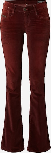 DIESEL Jean 'Ebbey' en rouge, Vue avec produit