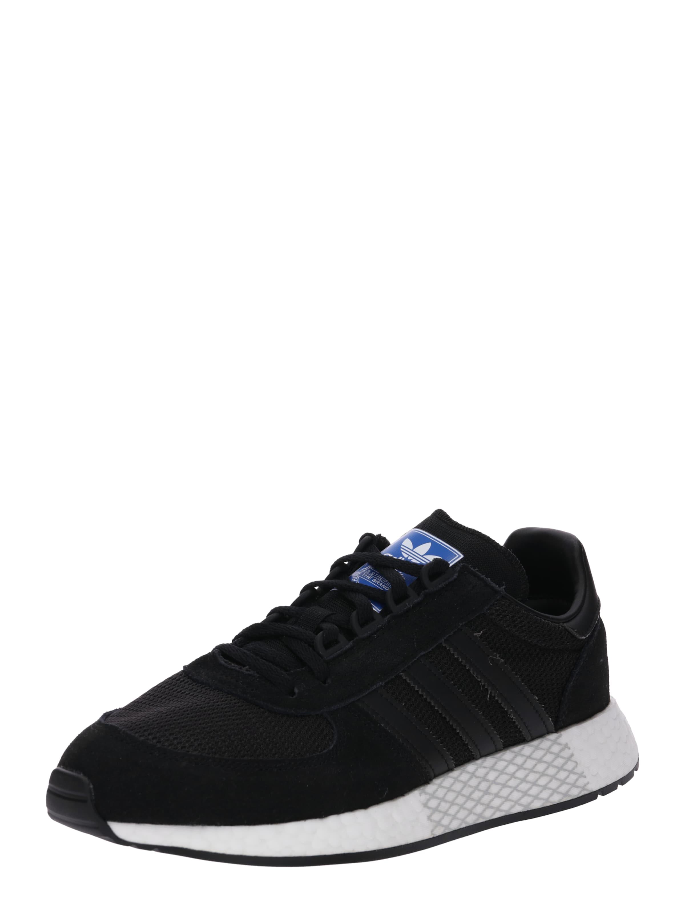 In Schwarz Originals 'marathon Tech' Sneaker Adidas 67gbfvIYy