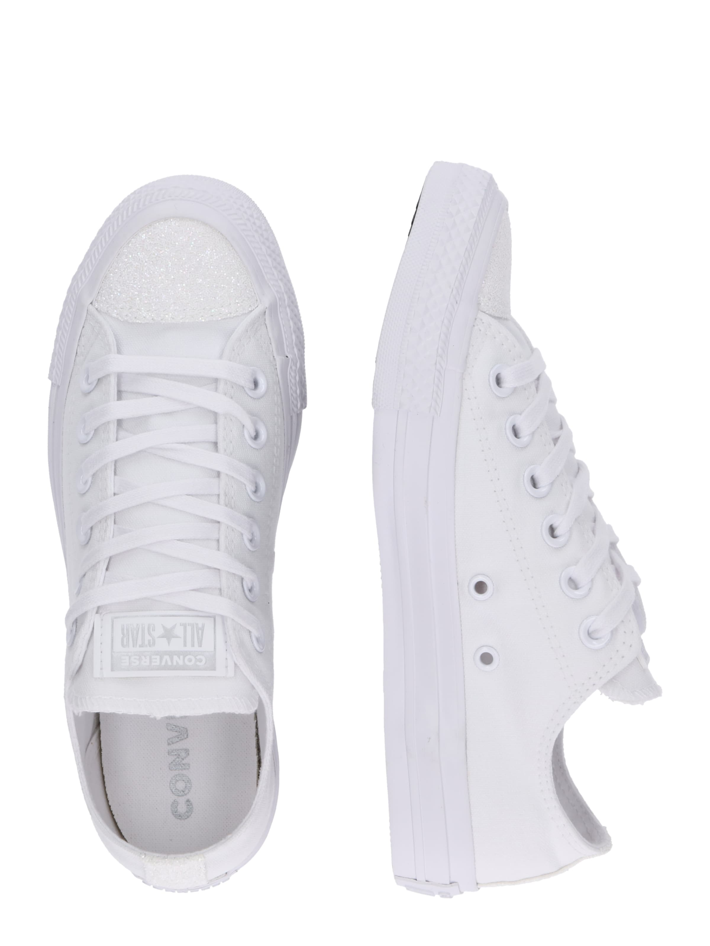 Star Taylor Ox' Converse 'chuck Weiß All Sneaker In HIE2D9