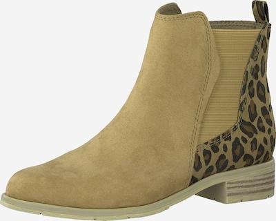 MARCO TOZZI Chelsea boots in de kleur Beige, Productweergave