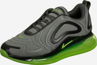 Nike Sportswear Sneaker 'Air Max 720' in graumeliert / limette / schwarz, Produktansicht