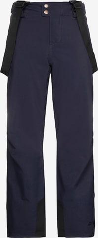 Pantalon d'extérieur 'Bork' PROTEST en bleu
