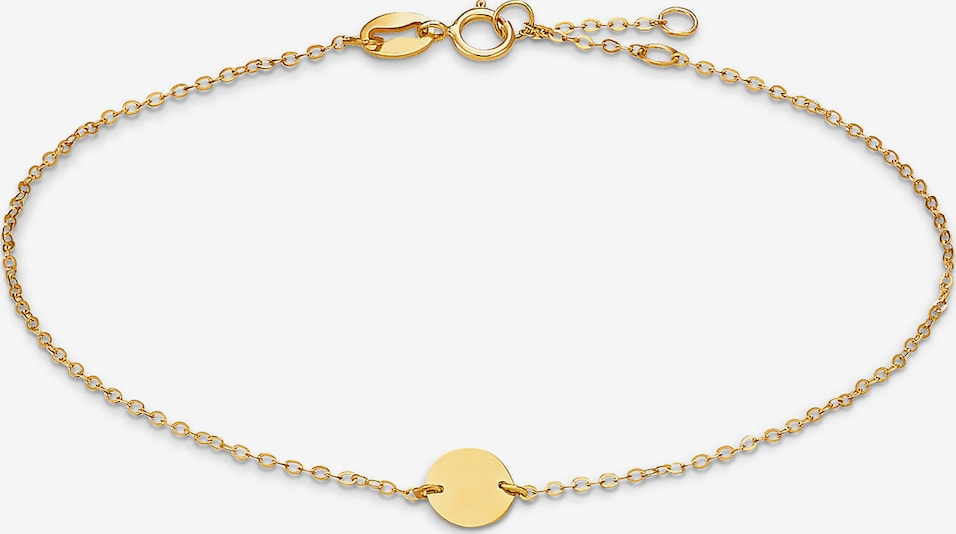 CHRIST Armband 87488853 in gold, Produktansicht