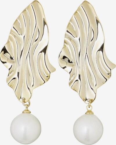 heine Ohrhänger in gold, Produktansicht