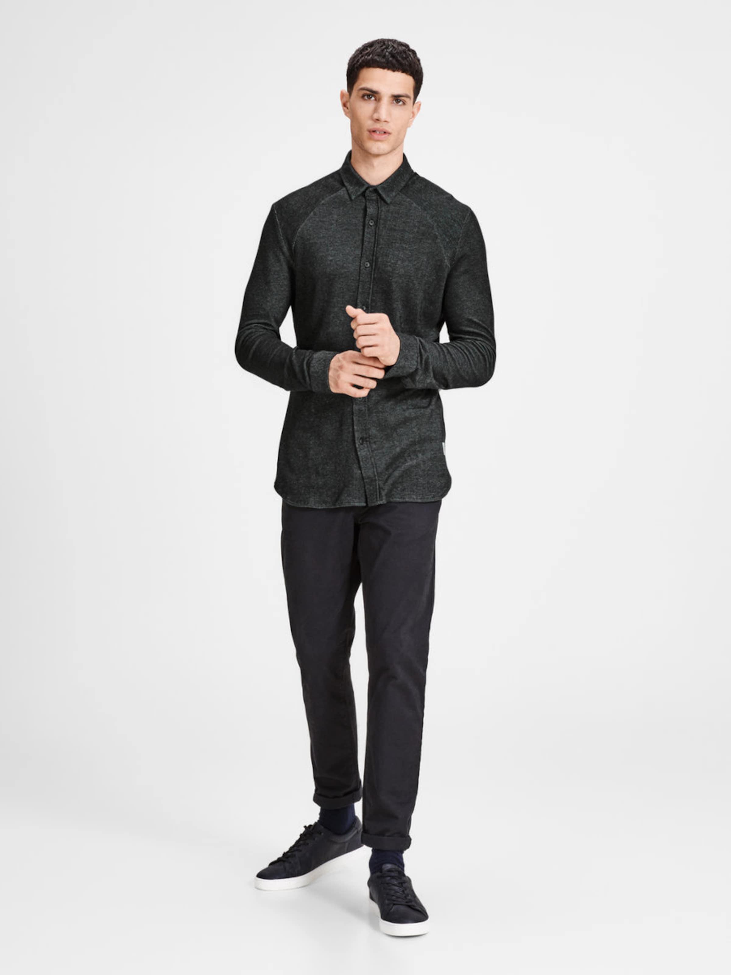 Günstig Kaufen Erschwinglich Besuchen Verkauf Online JACK & JONES Langarmhemd Besuchen Neu Zu Verkaufen Billig Große Überraschung LXEsv