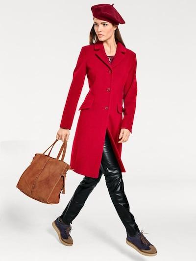 heine Płaszcz przejściowy w kolorze żurawinowym, Podgląd produktu
