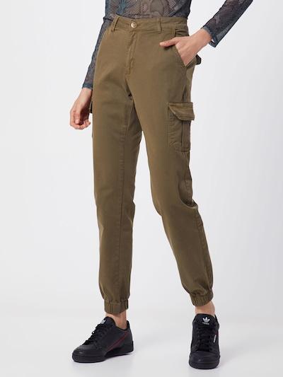 Urban Classics Hose in oliv, Modelansicht