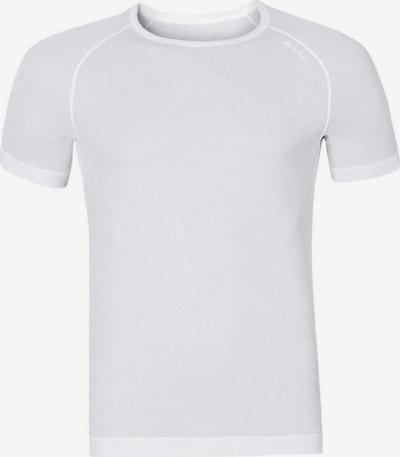 ODLO T-shirt 'Cubic' in weiß, Produktansicht