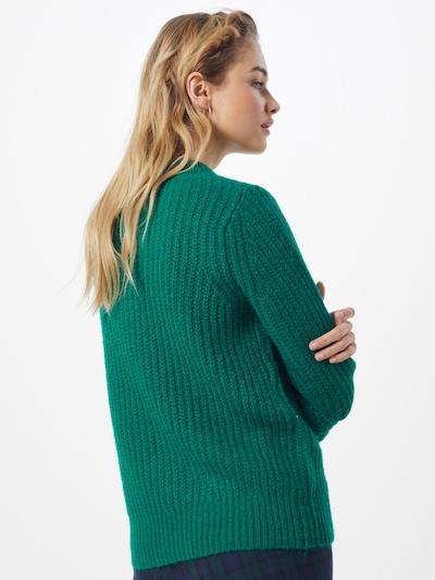 GAP Pulover | zelena barva: Pogled od zadnje strani