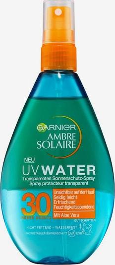 GARNIER Sonnenschutz-Spray in türkis / orange, Produktansicht