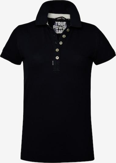 CODE-ZERO Shirt 'Shore Polo' in de kleur Kobaltblauw, Productweergave