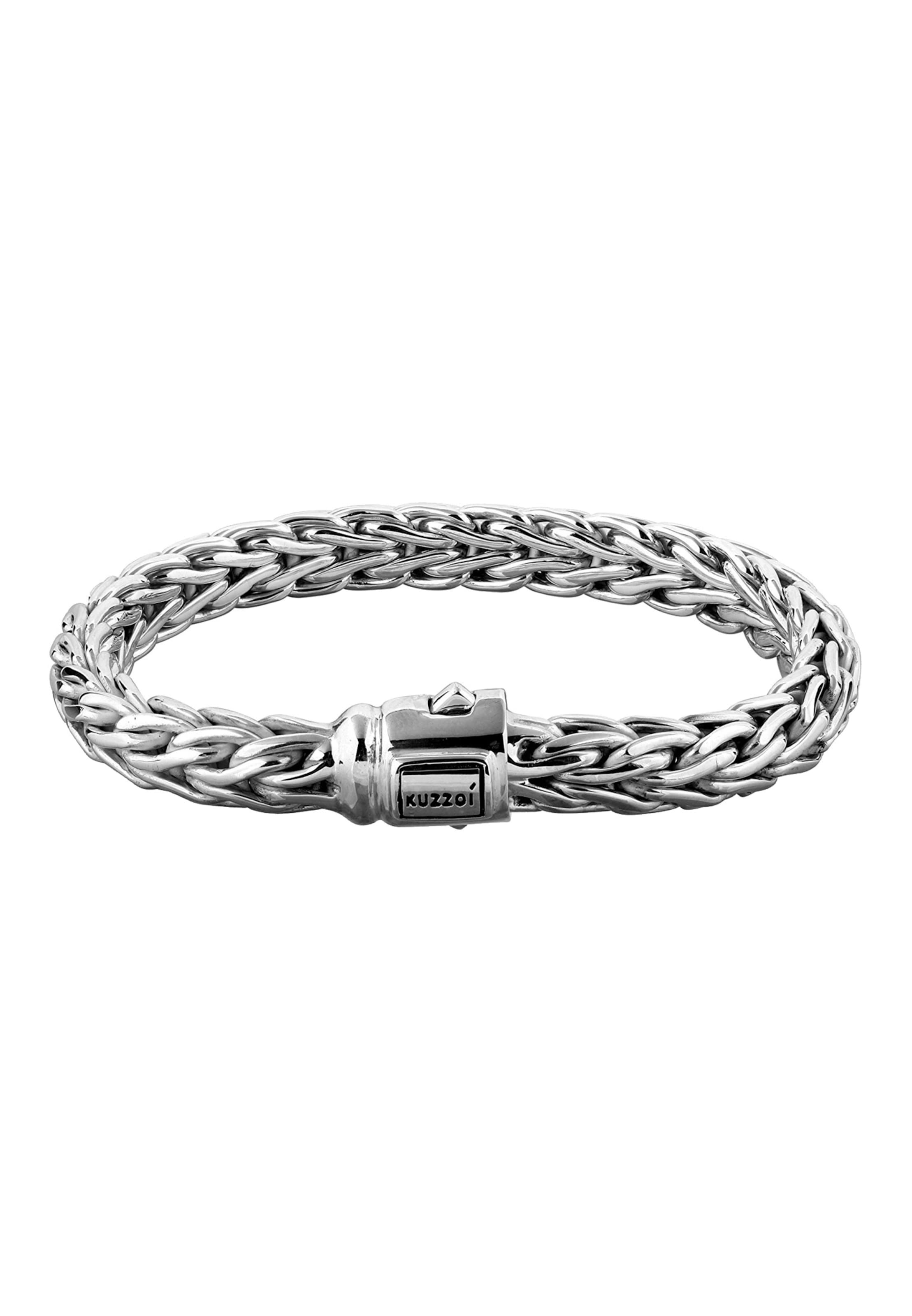 In 'twisted' Silber Kuzzoi Armband zSVpUqM