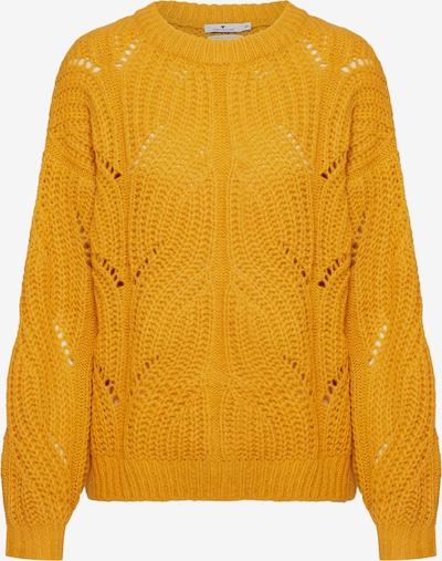 TOM TAILOR Pullover in goldgelb, Produktansicht