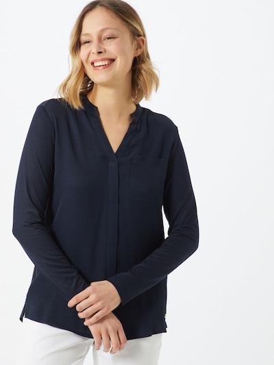 BRAX Bluse 'Val' in nachtblau, Modelansicht