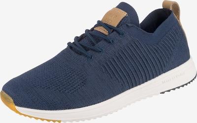Marc O'Polo Jasper 3 Sneakers Low in blau / hellbraun, Produktansicht