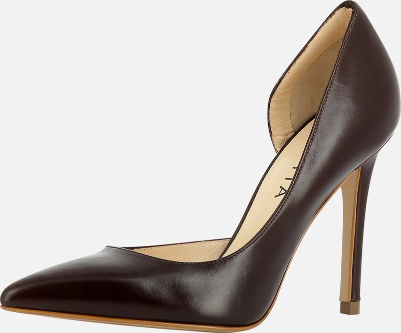 EVITA | Damen Pumps halboffen