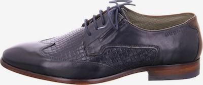 bugatti Schnürschuhe in blau, Produktansicht