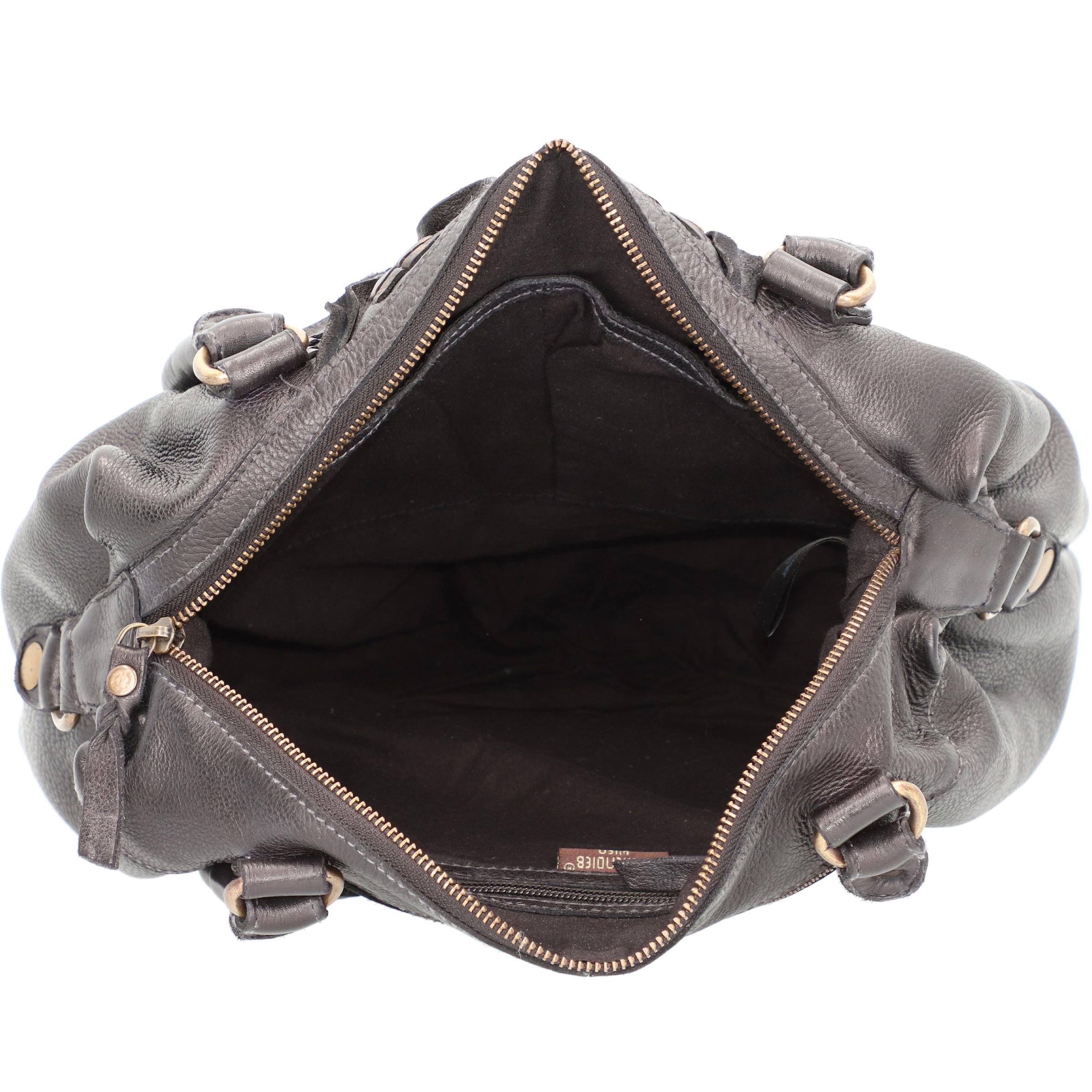 In Basaltgrau Wien Schulterttasche Taschendieb I9EDH2W