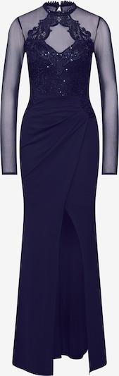 Lipsy Kleid 'WS NVY EMBR HLTR MXI' in navy, Produktansicht