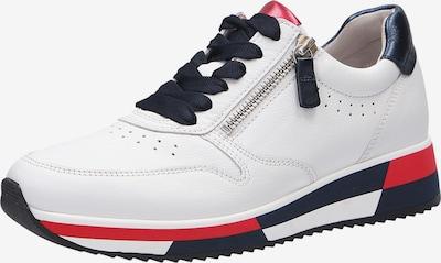GABOR Sneakers in blau / weiß, Produktansicht