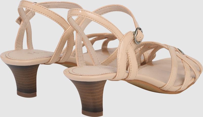 Haltbare   Mode billige Schuhe ESPRIT   Haltbare Riemchensandalette 'Birkin' Schuhe Gut getragene Schuhe ca8667