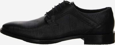 DANIEL HECHTER Schnürschuhe in dunkelblau, Produktansicht