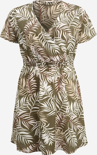 ONLY Carmakoma Poletna obleka 'CARLUXMAI' | oliva barva, Prikaz izdelka