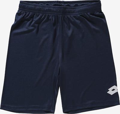 LOTTO Shorts 'Delta' in nachtblau, Produktansicht