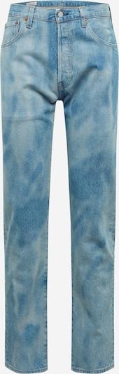 LEVI'S Jean '501® 93 STRAIGHT' en bleu denim, Vue avec produit