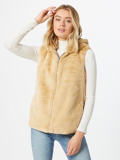ONLY Vest 'Malou' beež, Modellivaade