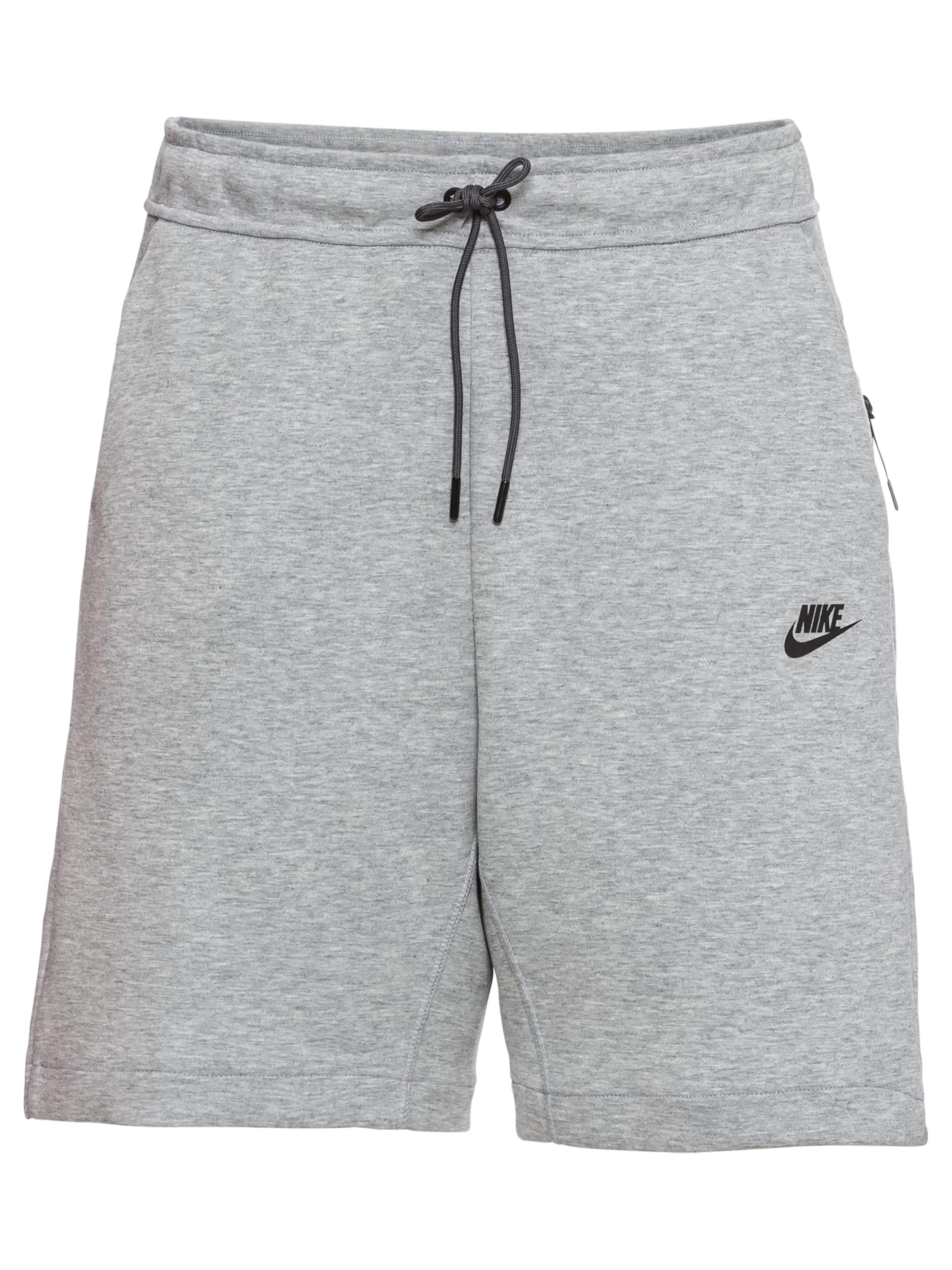 Shorts Dunkelgrau Sportswear Nsw Flc 'm Nike Tch Short' In 8ON0wPkXn