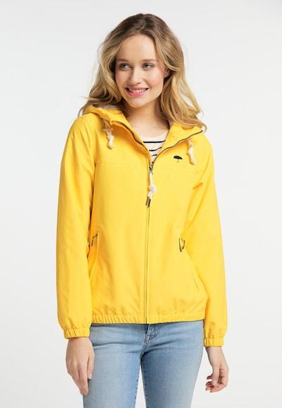 Schmuddelwedda Prijelazna jakna u žuta: Prednji pogled