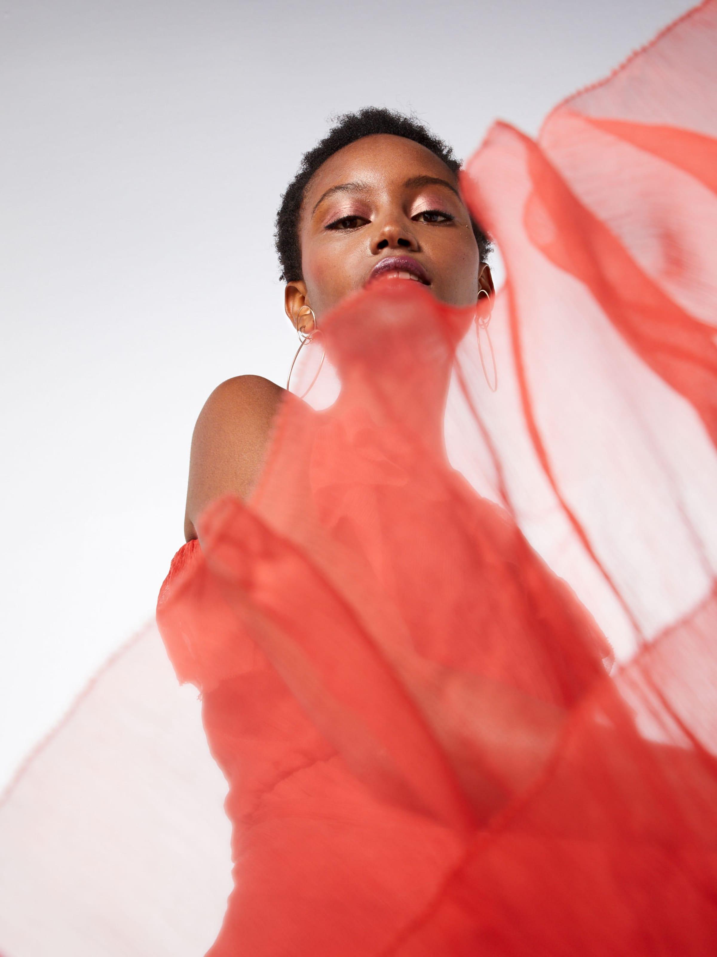 En 'achie' De Designers Robe Soirée Rouge Remix NwO8n0vym