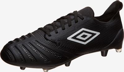 UMBRO Fußballschuh 'UX Accuro III Pro FG' in schwarz, Produktansicht