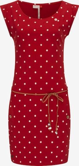 Abito estivo 'TAG DOTS' Ragwear di colore rosso / offwhite, Visualizzazione prodotti